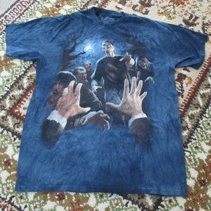 The Mountain Graphic T-Shirt Size 2XL